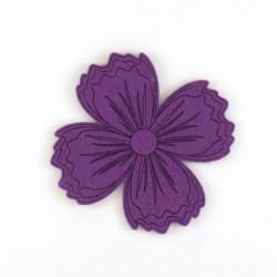 Fleur-3 feutrine