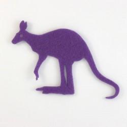 Kangourou feutrine