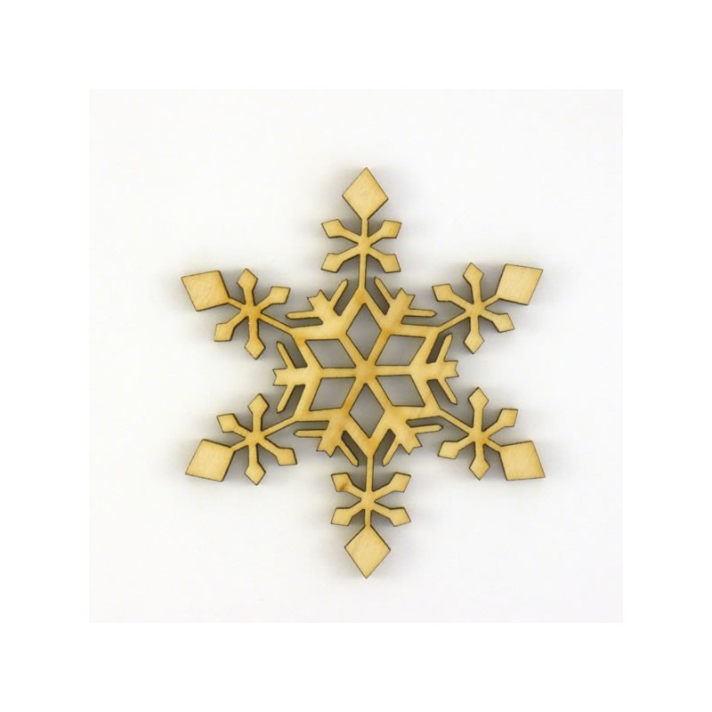 Cristal de Noël n°6