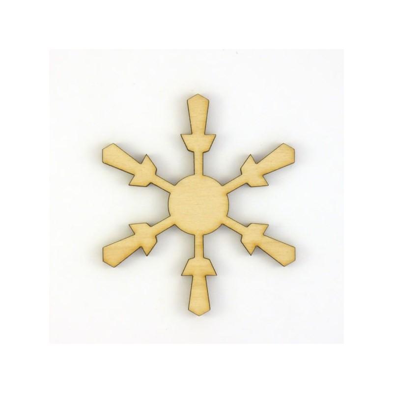 Cristal de Noël n°8