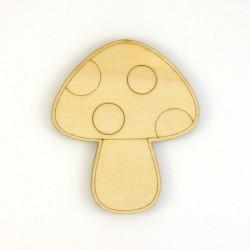 Champignon enfant N 3 en bois