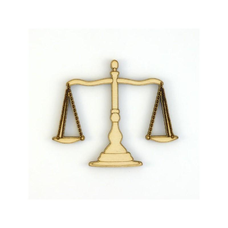 Balance N 2 en bois