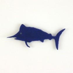 Marlin en feutrine coloris au choix