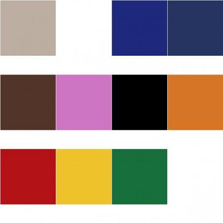 Feutrine polyester 3 mm au mètre - largeur 100 cm