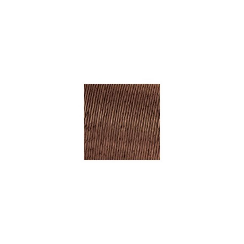 Cordelette en coton cirée, diamètre 1 mm