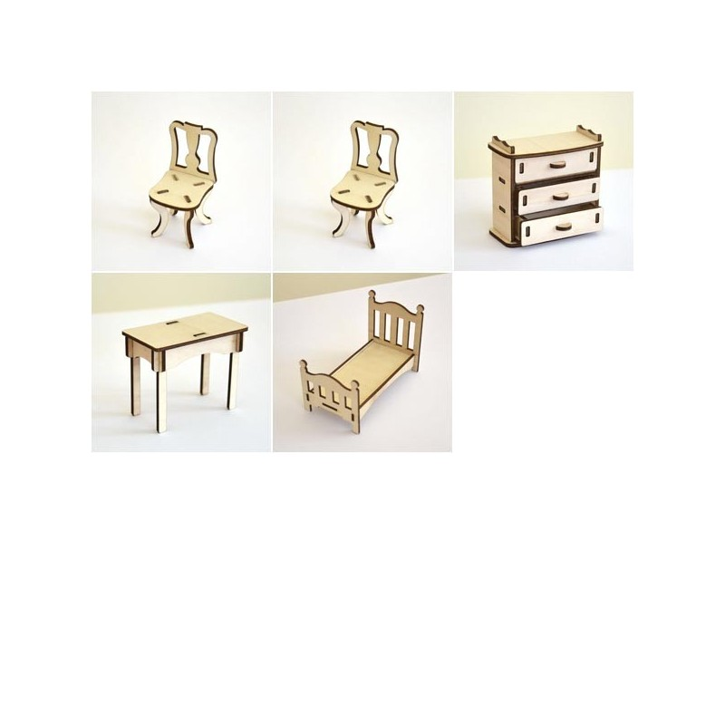 Chombre a coucher denfant en bois gascity for for Chambre a coucher complete en bois massif
