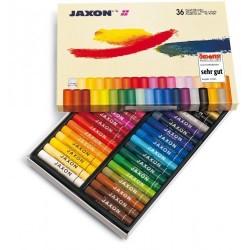 Coffret Jaxon de 60 pastels à l'huile