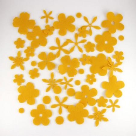 pack fleurs complet - 40 pièces