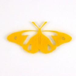 Papillon n°3, feutrine et coloris au choix