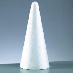 Cone en polystyrène