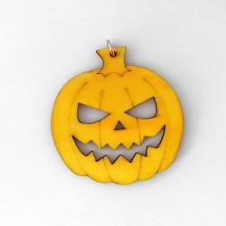 Pendentif citrouille n 1 halloween
