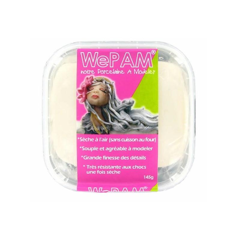 Wepam porcelaine froide blanc ou neutre  loisirs créatifs