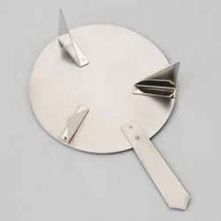 Plaque de cuisson 3 griffes...