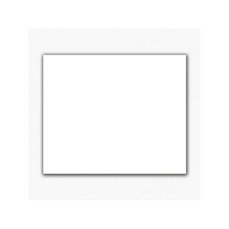 Fil à coudre 100 % polyester - Blanc
