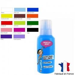 14 couleurs au choix Peinture Princess Mérit  60 ml