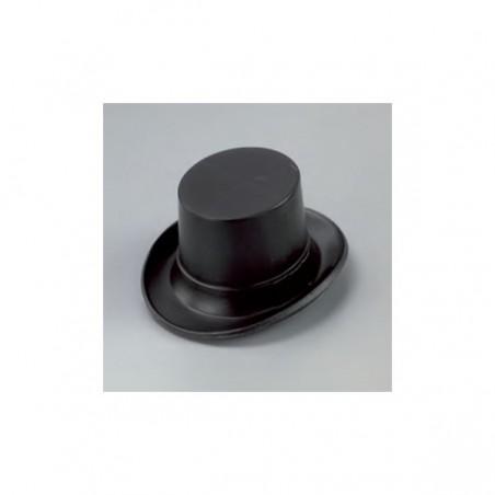 10 Chapeaux haut-de-forme miniature 7 mm