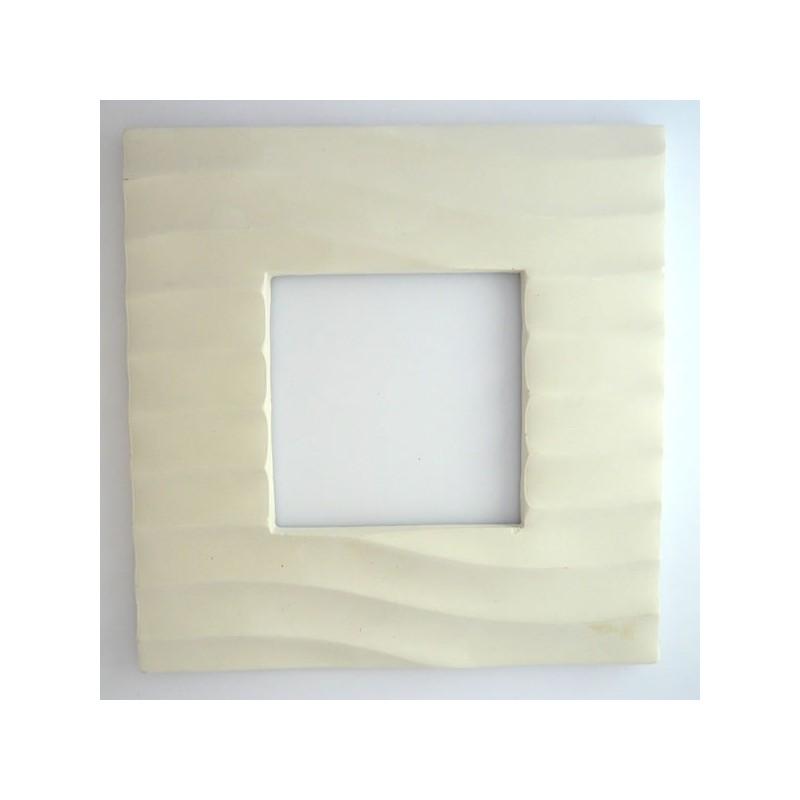cadre photo d cor de vagues en platre sujet d corer loisir cr atif. Black Bedroom Furniture Sets. Home Design Ideas
