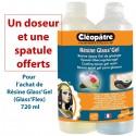 Résine Glass'Gel (Flex) Cléopatre 720 ml