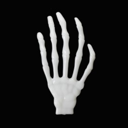 Main squelette Halloween