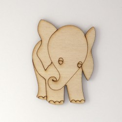 Elephanteau (bébé éléphant)