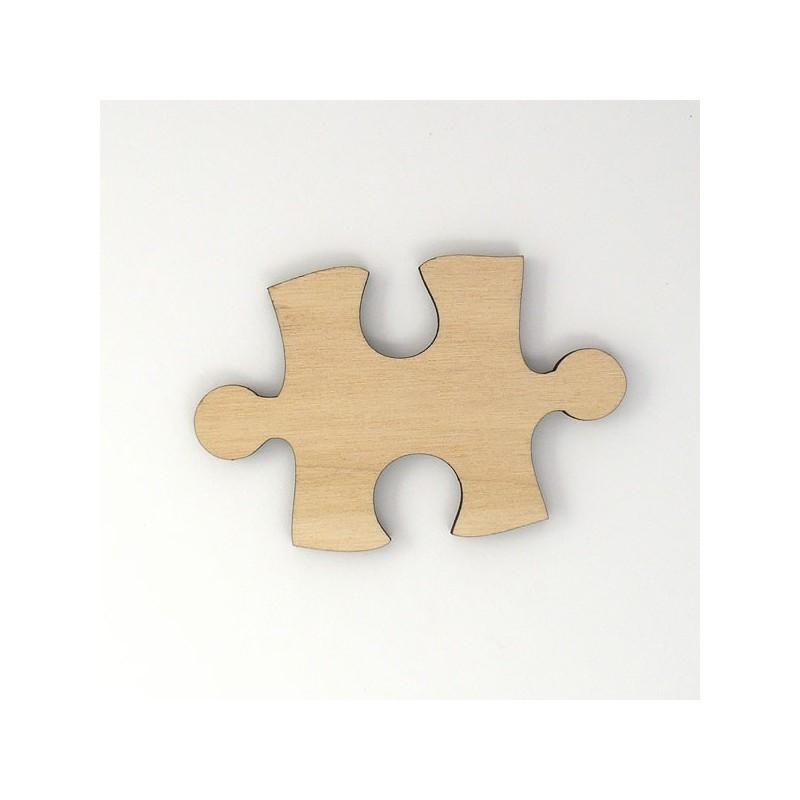 Forme type puzzle classique
