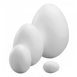 5 Oeufs en polystyrène taille au choix