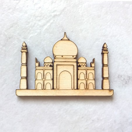 Taj Mahal décoration bois