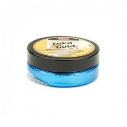 Cire Inka-Gold Viva decor bleu acier décor de pro facile et économique
