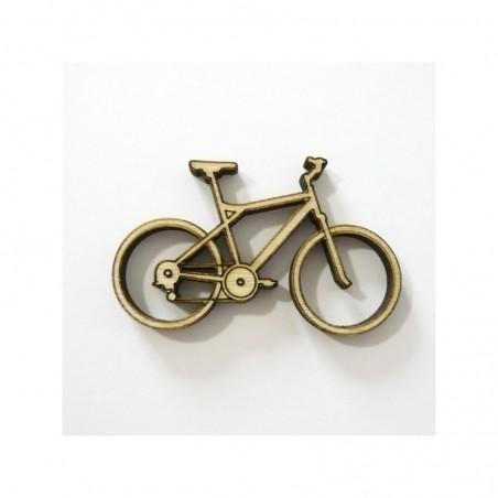 Vélo bois en grande taille