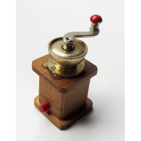 Moulin à café ton bois et métal
