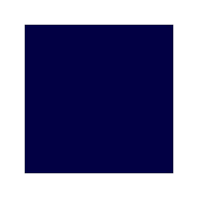 Feutrine bleu nuit  45 cm de larg. Noel et toutes occasions existe entre autres coloris et dimensions