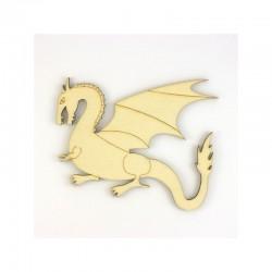 Dragon animal fantastique et imaginaire pour toutes vos décos fabrication artisanale française