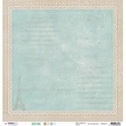 Papier Design 30,5 x 30,5 fete de la musique studio light