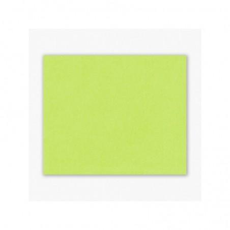 Feutrine vert amande  1 metre x 45 cm de larg.