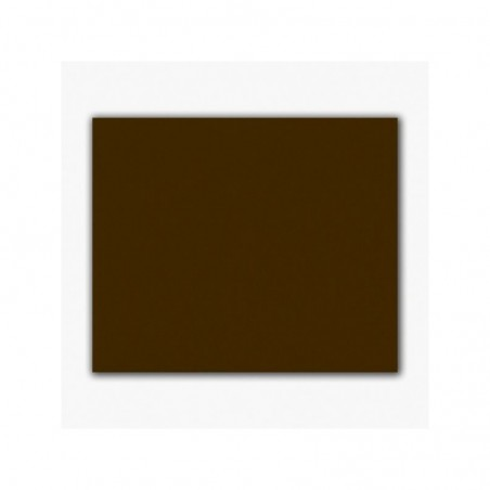 Feutrine marron chocolat 1 mètre x 45 cm de larg.