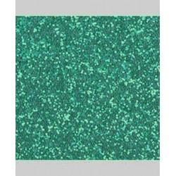 Créa-soft mousse vert sapin pailletée thermoformable 2 mm 20 x 30 cm prix liquidation