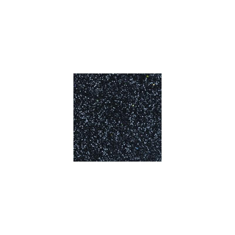 Mousse noir pailleté thermoformable Créa-Soft 2 mm 20 x 30 cm prix bas fin de stock
