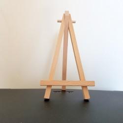 Chevalet en bois miniature...