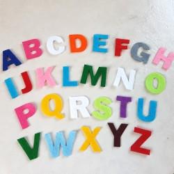 Alphabet Lettres en...