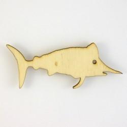 Marlin en bois