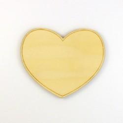Plaque décorative Coeur