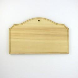 Plaque décorative n° 16