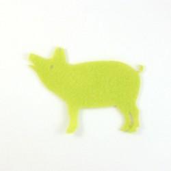 Cochon feutrine