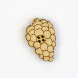 Bouton raisin