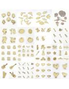 Loisir créatifs : pack d'objets et lettres en bois