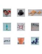 Accessoires miniatures pour loisir créatif et scrapbooking